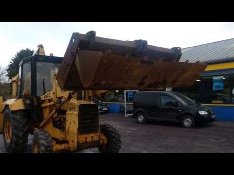 Courtmacsherry Machinery Ford 655 digger