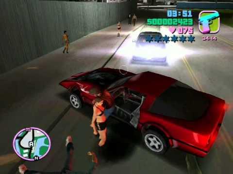 Grand Theft Auto: Vice City - Episodio 3
