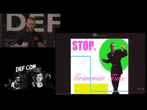 DEF CON 23 -  El Sherei and Stalmans - Extending Fuzzing Grammars to Exploit Code Paths
