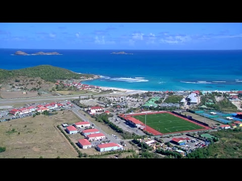 St-Barth.com Live Webcam - Plaine de St-Jean