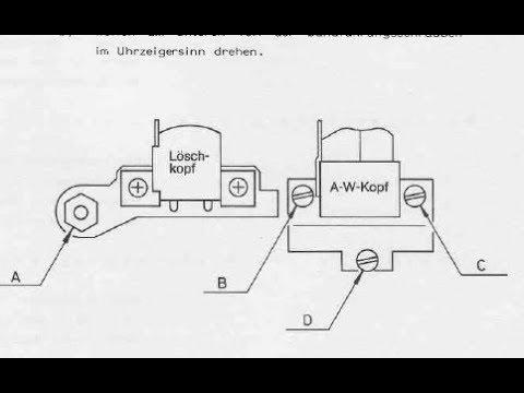 ADS/Braun Atelier C2 Part 1 - Cassette Deck Unboxing & First Look (Repair Log)