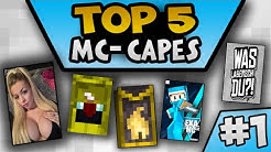 KATJA KRASAVICE | 2016 MINECON CAPE | TOP 5 Minecraft CAPES #01 | Exa