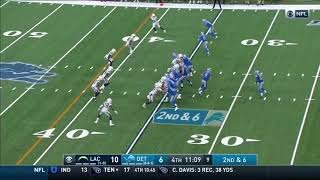 Kerryon Johnson Highlights vs Chargers 9/15/19!