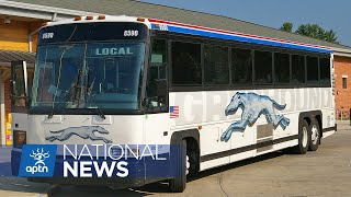Riders brace for end to Greyhound bus service | APTN News