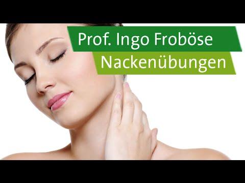 5 Nackenübungen – Prof. Ingo Froböse