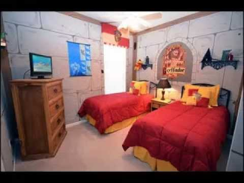 harry potter bedroom decor cool harry potter room ideas 15529