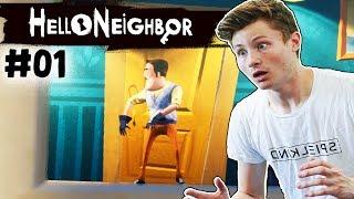 DER BÖSE NACHBAR IST ZURÜCK | Hello Neighbor #01 | Spielkind Gaming