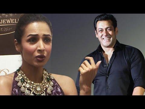 Malaika Arora Khan talks about Salman Khan's biopic