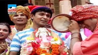 Nonstop Ganpati Songs(Jagdish Patil)_Mukut Sonyacha Ganpati Devacha..(Marathi Koligeet) Part 2