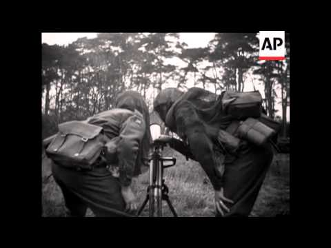 AIRBORNE TROOPS AND PARATROOPS - SOUND
