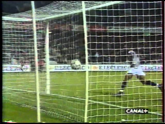 Montpellier-PSG (saison 1999-2000)