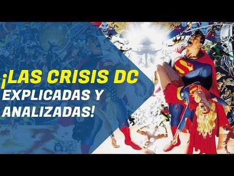 Metahistorias. El SIGNIFICADO OCULTO detrás de las Crisis DC