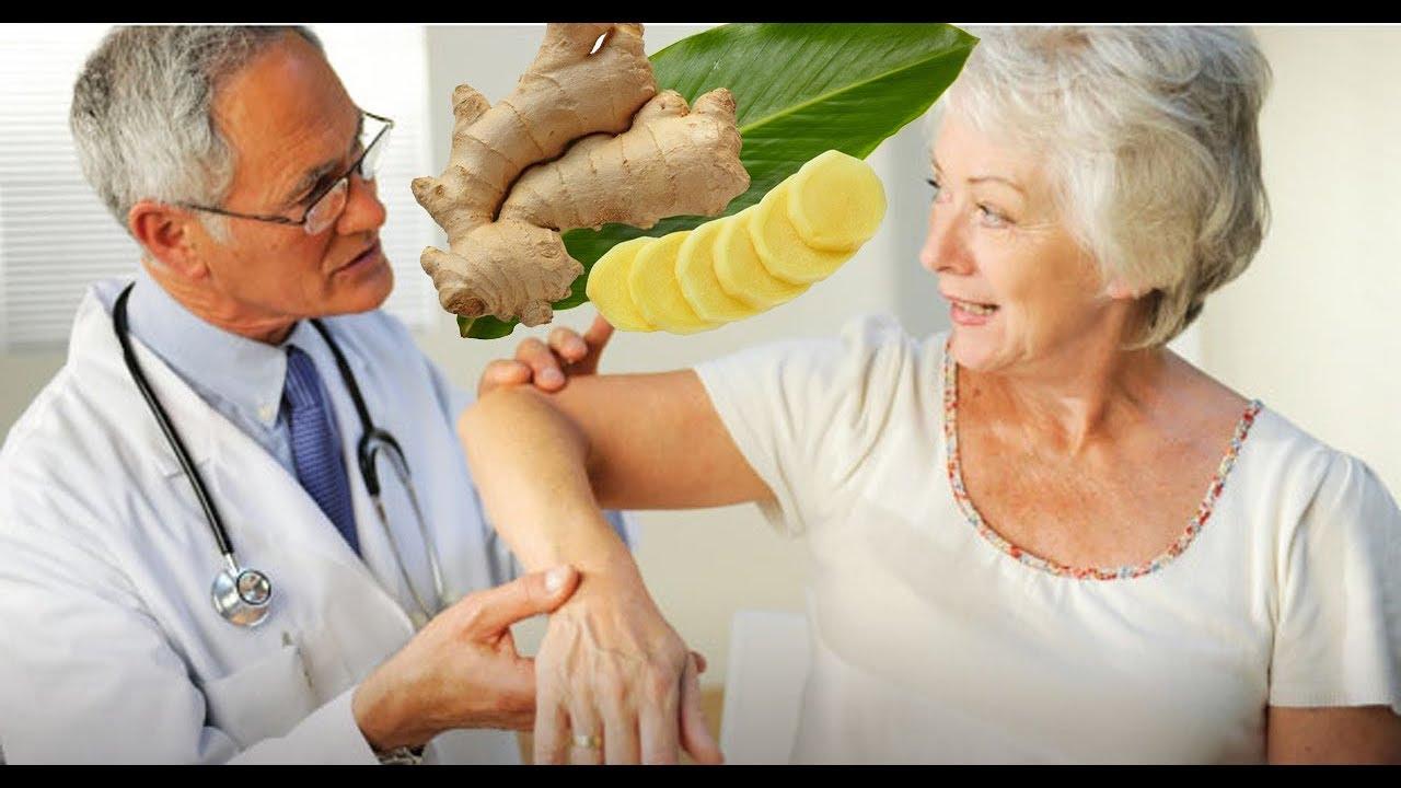 Имбирь в лечении артрита