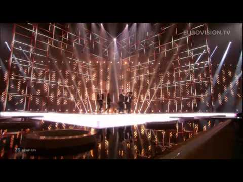 Basim - Cliche Love Song (Denmark) LIVE Eurovision Song Contest 2014 Grand Final