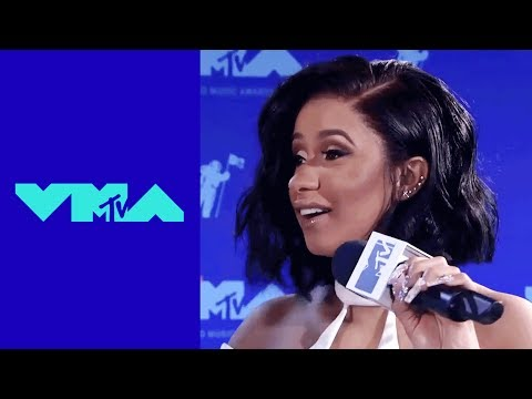 Cardi B Talks Pre-Show Performance & 'Bodak Yellow' w/ Charlamagne Tha God   2017 VMA Pre-Show   MTV