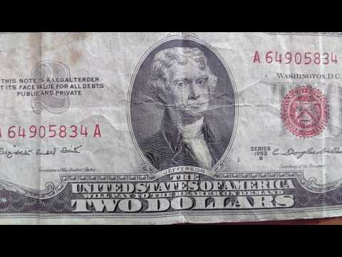 United States Notes vs. Federal Reserve Notes vs. Lawful Money