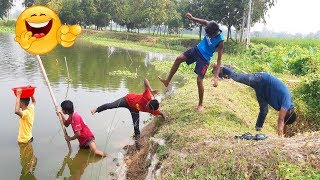 You Must Be Laugh | New Funny Comedy Video | EP-92 | BindasFunBoys
