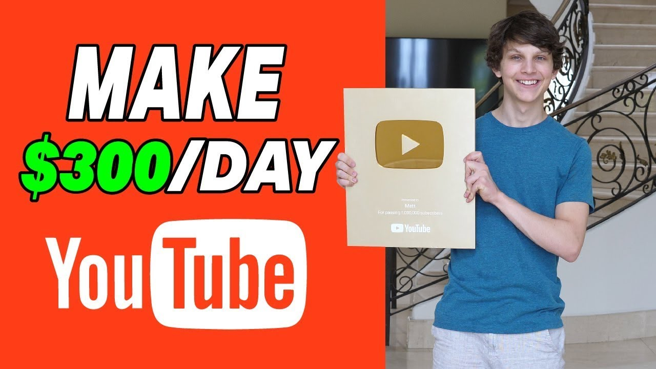 Download How to Make Money on YouTube Without Making Videos (Animation Channels)
