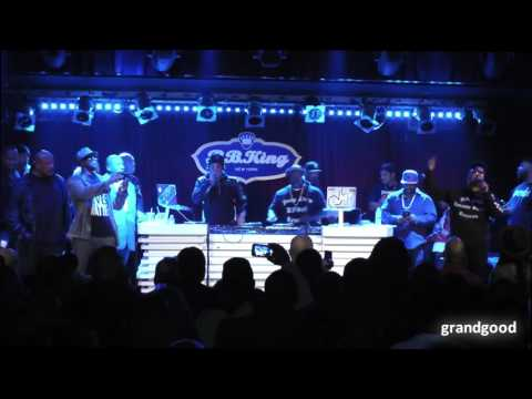 Roxanne Shanté and Biz Markie, Live at Juice Crew Reunion Show (12.29.2016)