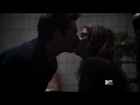 Stiles and malia kiss first time episode