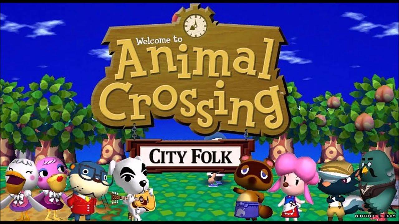 Animal Crossing City Folk Ost Halloween