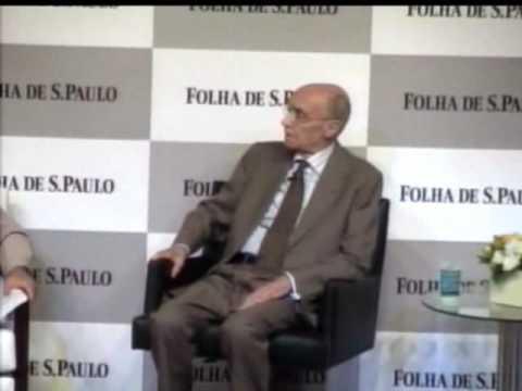 José Saramago na Sabatina Folha de São Paulo - Recuperação de Saúde