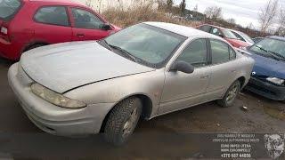 Car recycler parts Chevrolet Alero, 1999.03 - 2004.09 3.4 V6 130kW Gasoline Automatic...