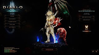 Diablo 3 Necromancer Grace of Inarius Set Dungeon - How to Master - GUIDE FOR NOOBS - location