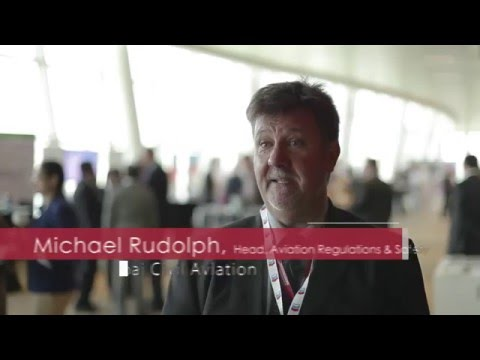 Michael Rudolph, Head, Aviation Regulations & Safety, Dubai Civil Aviation Authority