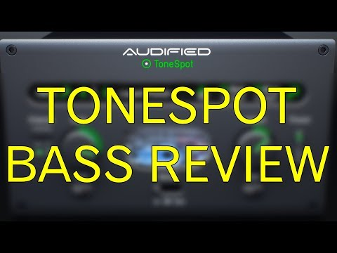 Audified ToneSpot Bass Express & Pro Review