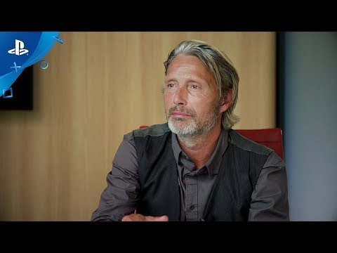 Death Stranding - Hideo Kojima And Mads Mikkelsen Interview | PS4