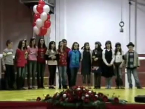 OŠ Gola - Božićna priredba 20.12. 2012.
