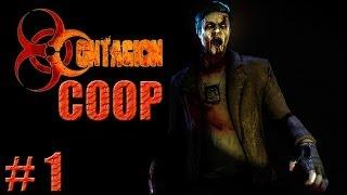 Contagion COOP - TENTANDO SOBREVIVER! #1