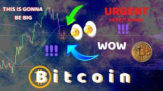 IS THIS REALLY HAPPENING?? BITCOIN IS HOURS AWAY FROM THIS MOVE | MAKE OR BREAK - URGENT