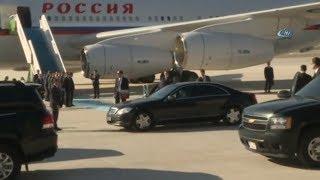 Rusya Devlet Başkanı Putin Türkiye'den Ayrıldı
