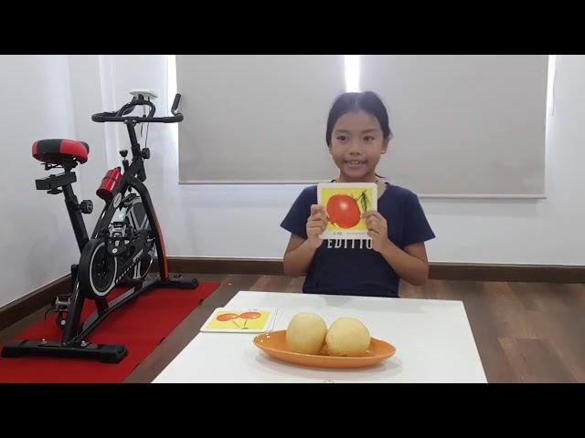 Minnie 16th  Cherry, Cantaloupe, Pear, Peach 720p