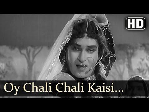 Chali Chali Kaisi Hawa - Shammi Kapoor - Bluff Master - Shamshad Begum - Saira Banu - oldSongs