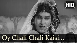 Chali Chali Kaisi Hawa - Shammi Kapoor - Bluff Master - Shamshad Begum - Evergreen Hindi Songs