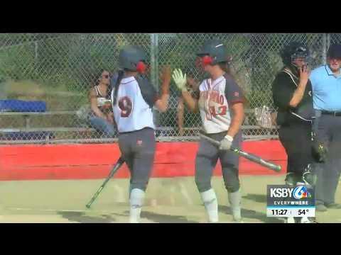 H.S. Softball PAC 8: Pioneer Valley vs Atascadero