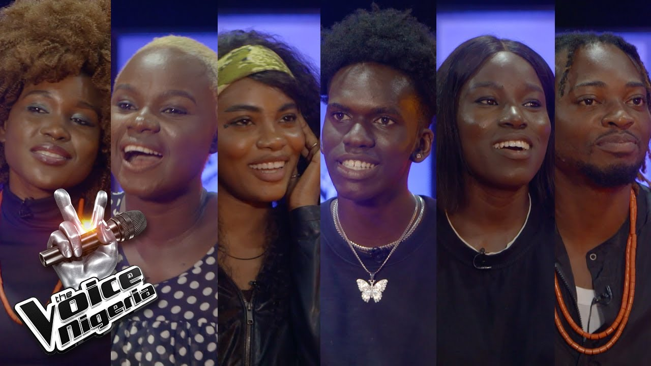 Word Association | Team Falz | The Voice Nigeria Season 3
