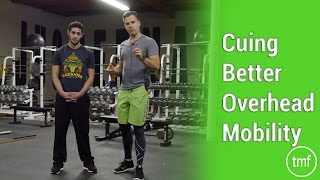 Cuing Better Overhead Mobility | Week 37 | Movement Fix Monday | Dr. Ryan DeBell