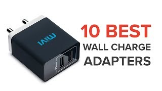 10 Best Wall Charger Adapter in India with Price