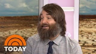 Will Forte Talks Beard, New Season of