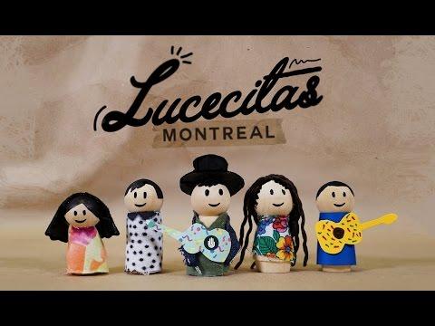 Montreal - Lucecitas (Videoclip 4K, Feat. Krity Kon)