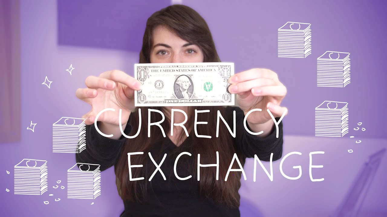 Weekly French Words With Lya Currency Exchange