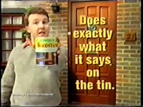 Image result for ronseal advert