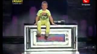 Ukraina Mae Talant 4 Vitalij Tischenko 240