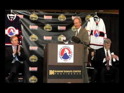 AHL All Star Classic Press