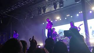 Black Veil Brides//When They Call My Name//Roseland Theater//Portland OR//2-23-18