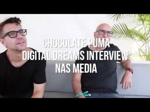 CHOCOLATE PUMA AT DIGITAL DREAMS